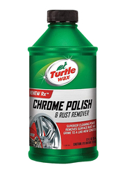 Turtle Wax 12Oz Liquid Chrome Polish & Rust Remover