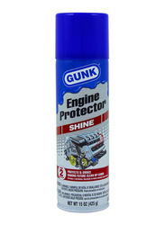 Gunk 425gm Engine Protector Shine, Blue