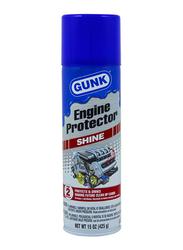 Gunk 425gm Engine Protector Shine, Blue