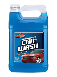 Turtle Wax 3Ltr Concentrated Car Wash, T-149R, Blue