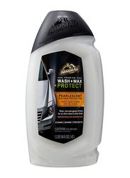 Armor All 1.42Ltr Premium Wash & Wax Protector, White