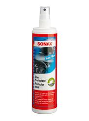 Sonax 250ml Trim Protectant Silky Matt Spray, Red