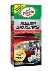 Turtle Wax Headlight Lens Restorer Cleaner, Multicolor