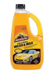 Armor All 1.89Ltr Ultra Shine Wash & Wax, Yellow