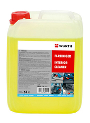 Wurth 5Ltr Interior Cleaner, Yellow