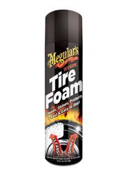 Meguiar's 538gm Hot Shine Tire Foam, Black