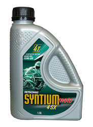 Petronas 1Ltr Syntium Moto 4 Stroke Engine Oil 4Sx 15W50