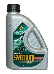 Petronas 1Ltr Syntium Moto 4 Stroke Engine Oil 4Sx 10W40