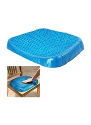 Premium All Gel Orthopedic Seat Cushion Pad, Blue