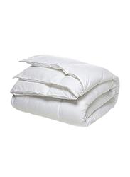 JoJo Only Cotton Duvet/Comfort/Quilt, 220 x 240, White, King