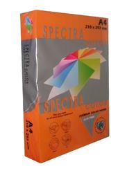 Spectra 40321 Color Paper, 100 Sheet, 80 GSM, A4 Size, Orange