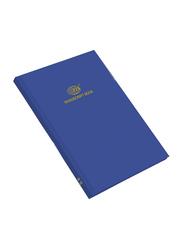 FIS Manuscript Note Book, A4 Size, 2 Quire, Blue