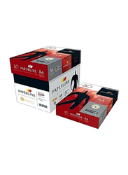 Paperline Colored Paper, 210 x 297mm, 500 Sheets, 80 GSM, A4 Size, Red
