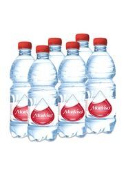 Monviso Natural Mineral Sparkling Water, 6 Bottles x 500ml