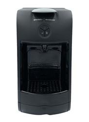 Guzzini Infusion Coffee Machine with Hausbrandt Coffee Capsules Blister, Black