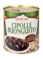 Demetra Onions In Balsamic Vinegar Buongusto, 500g