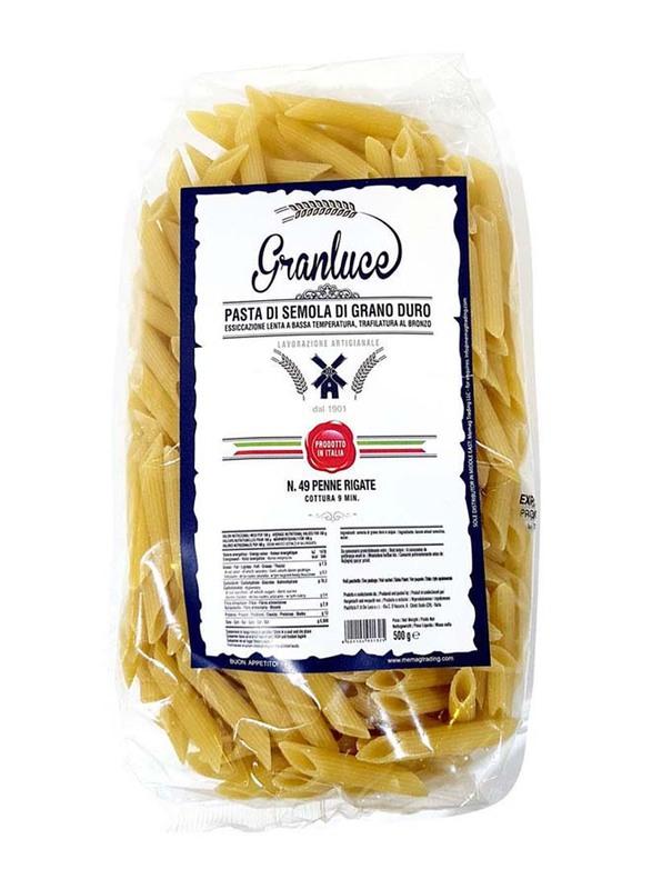 Granluce Penne Rigate Pasta, 500g