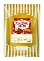 Demetra Dried Tomato Fillet In Sunflower Oil Italy, 1.5 Kg