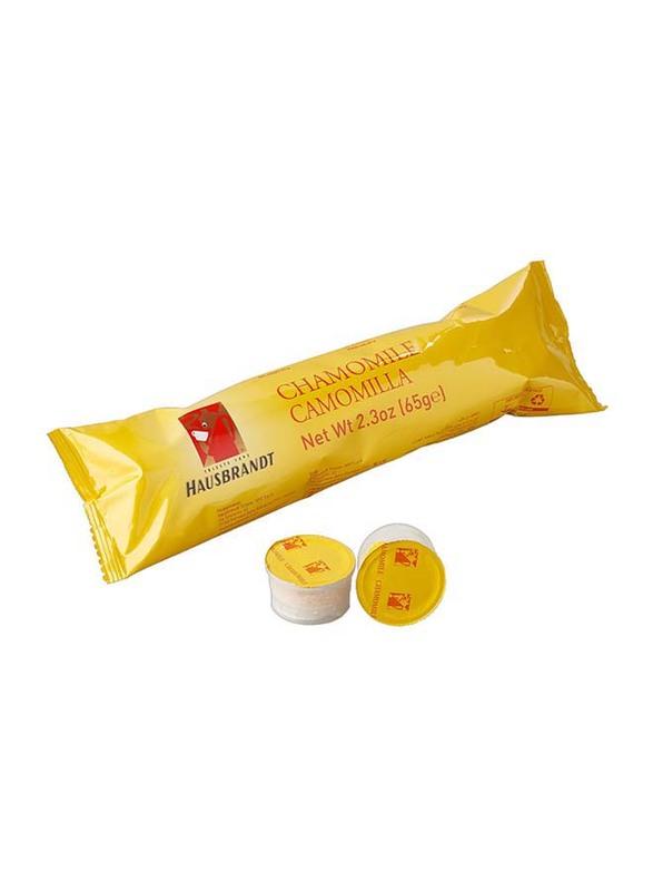 Hausbrandt Chamomile Herbal Tea Blister, 65g, 10 Capsules