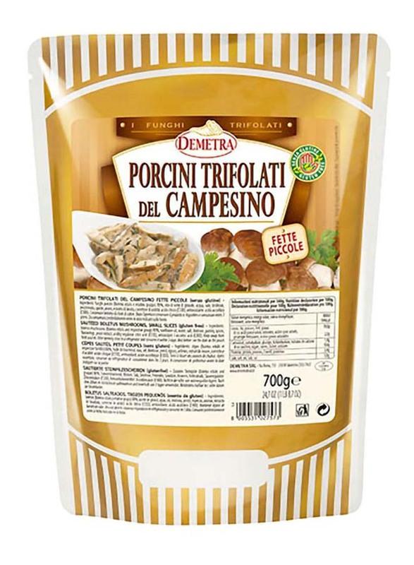 Demetra Porcini Trifolati Del Campesino, 700g