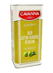 Cavana Extra Virgin Olive Oil, 5 Liters