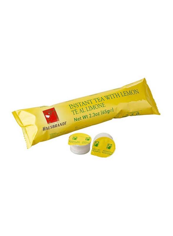 Hausbrandt Instant Herbal Tea with Lemon Blister, 65g, 10 Capsules