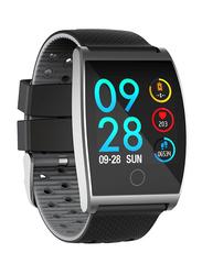 Smarcent Smart Sports Bracelet Smart Watch with Heart Rate Blood Monitor, Black