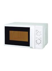 Bompani 20L Microwave Oven, 700W, BMW-20M MC117, White