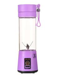 Mini Portable Smoothie Maker Machine, T-Bottle-1021, Purple