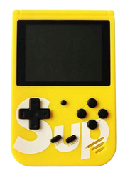 Sup Handheld Video Game Console, Yellow/Black/White