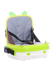 Child Safety Chair, Green/White/Black