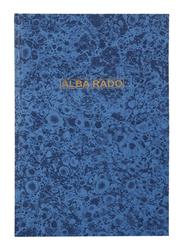 Gest A4 3 QR Register Book, Blue/Black