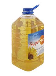 Super Sun Cooking & Frying Oil, 5 Liter
