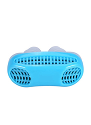 Limitless Advanced 2-in-1 Anti Snoring and Air Purifier, Blue, 1 Piece