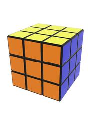 Magic Stickerless Rubik's Cube Puzzle