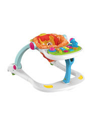Cool Baby Multi-Functional Baby Walker with Music, Multicolor