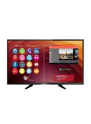 Nobel 32-Inch Smart LED TV, NTV32LEDS1, Black