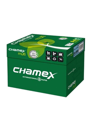 Chamex Copy Paper, 5 x 500 Sheets, A4 Size, White