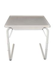 Table Mate Multipurpose Foldable Table, White