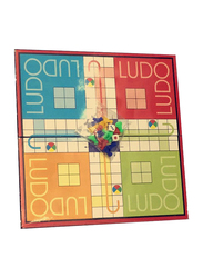 Ludo 2-in-1 Snakes and Ladder Plastic Board Games