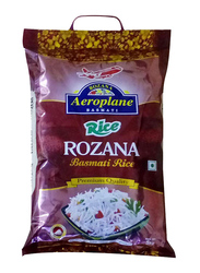 Aeroplane Rozana Basmati Rice, 5 Kg
