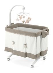Cam Cullami Co Baby Bed Cradle, Brown