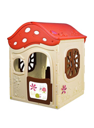 Mushroom Play House Indoor/Outdoor Toy, Ages 3+