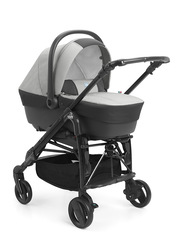 Cam Combi Tris Modular System Baby Stroller, Grey