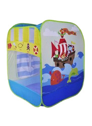 Animal Adventure House with 100 Pieces 6cm Ball Set