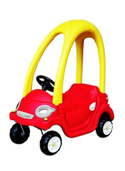 Aussie Baby Maji Coupe Car Kids Ride-On Toy, Ages 1.5+