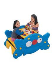 Clown Seesaw and Bee Table, Blue