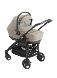 Cam Combi Family Romantic Travel System Baby Stroller, Beige