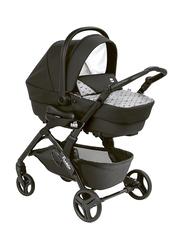 Cam Fluido Easy Travel System Baby Stroller, Black