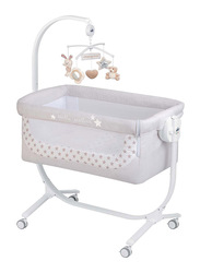 Cam Cullami Co Baby Bed Cradle, White